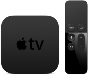 Microsoft competitor Apple TV 4