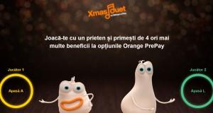 Orange Xmas Duet