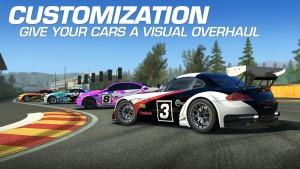 Real Racing 3 update masini