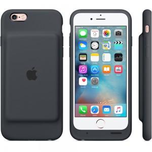 Smart Battery Case albastra