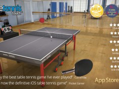 Table Tennis Touch REDUCERE