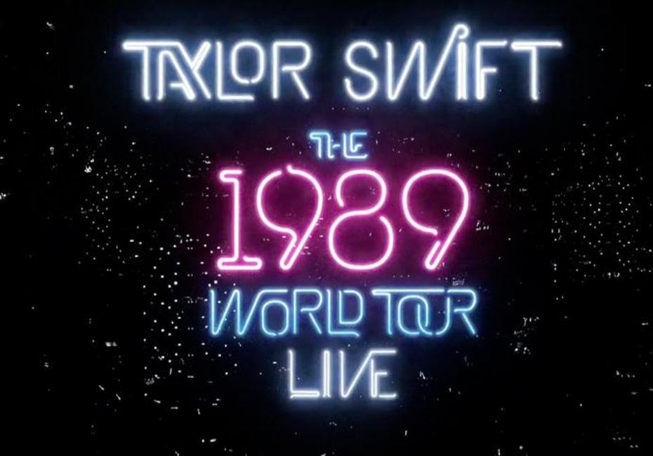 Taylor Swift 1989 World Tour Live Apple Music