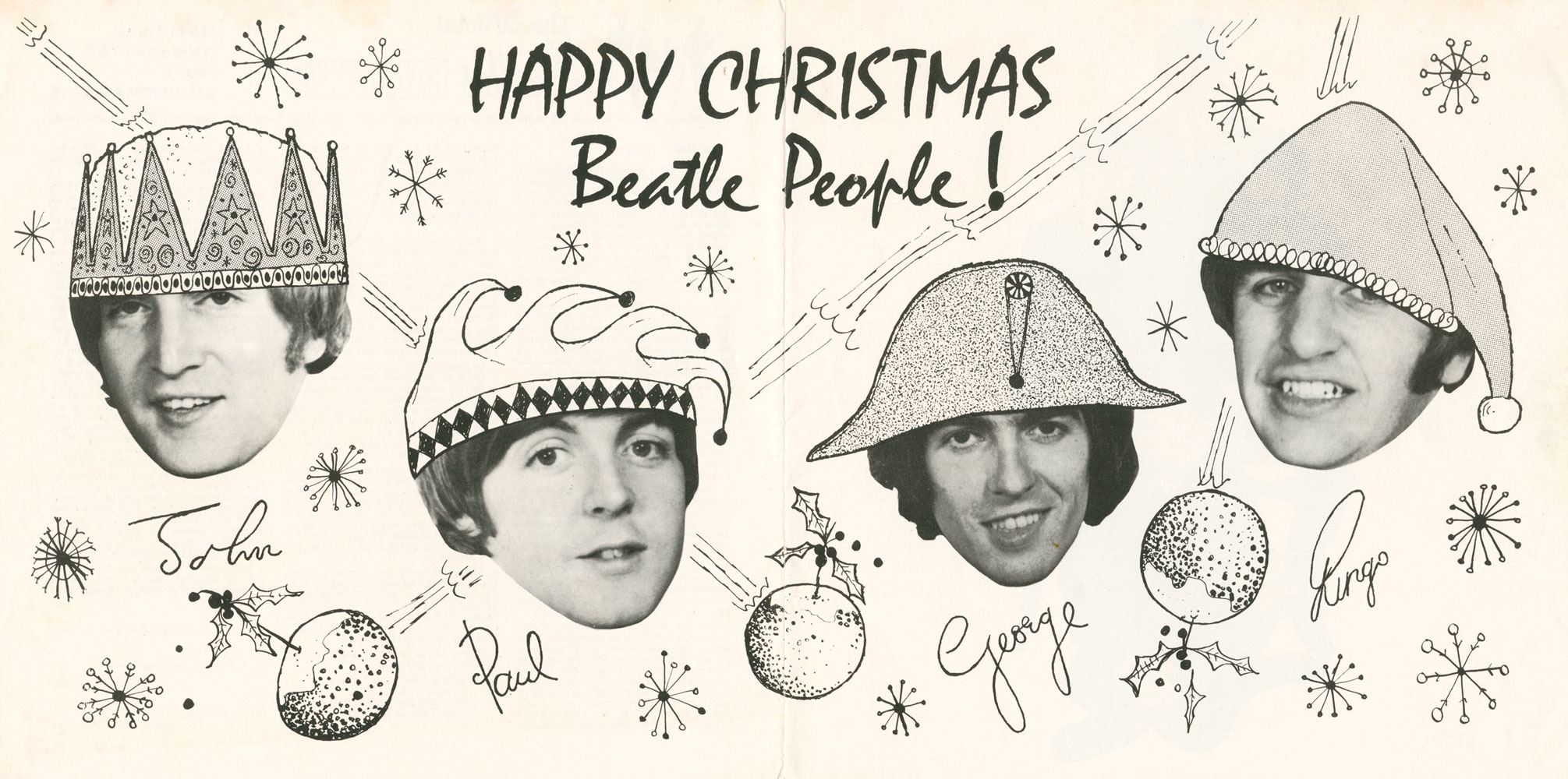 The Beatles Apple Music Craciun