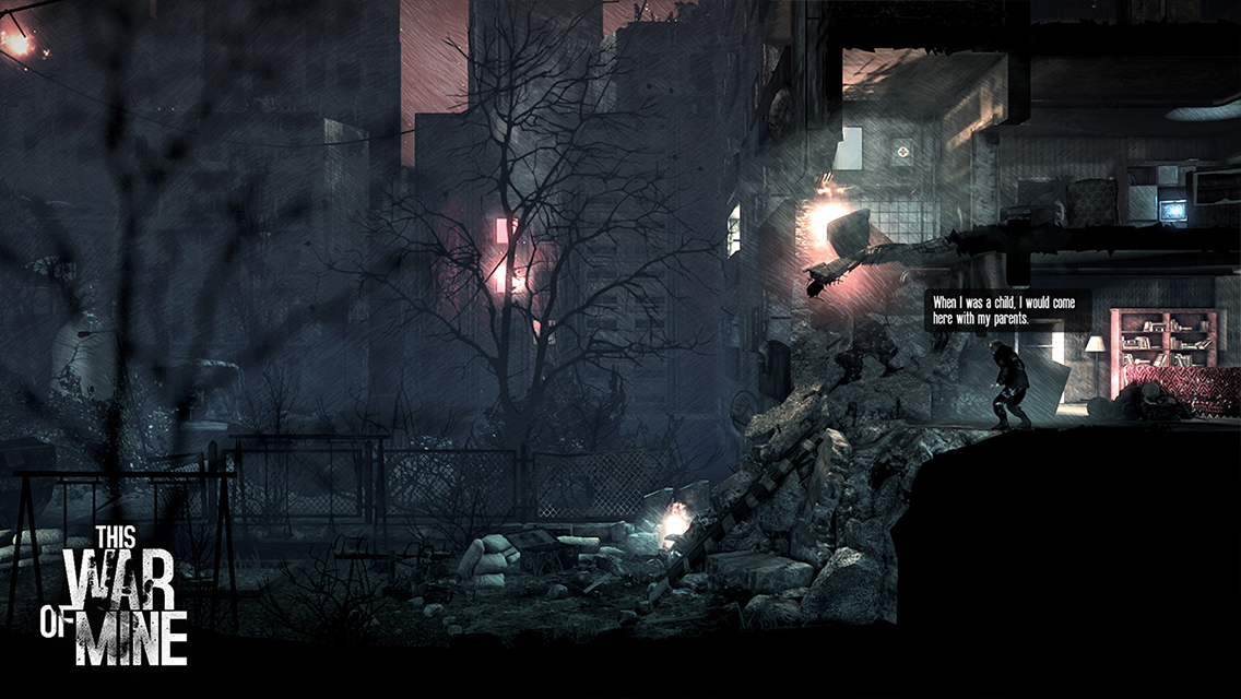 This War of Mine reducere