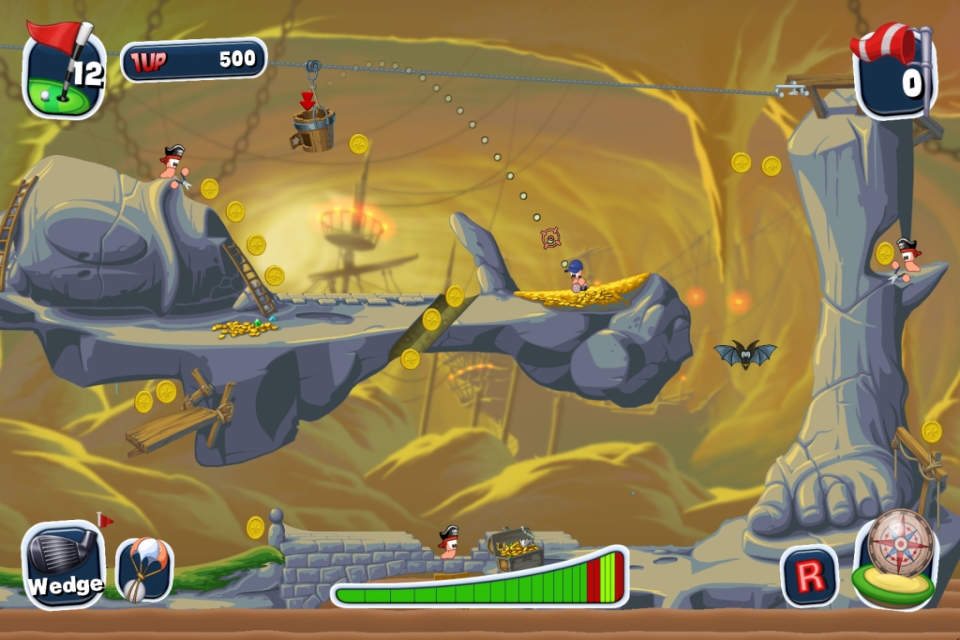 Worms Crazy Golf reducere