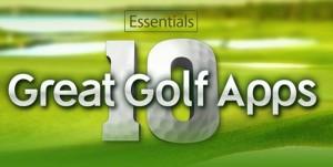 cele mai bune aplicatii golf