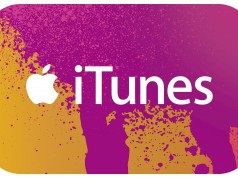 concurs iTunes Gift Card