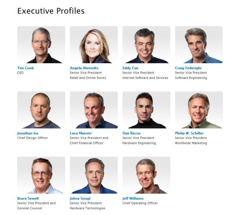 conducere Apple