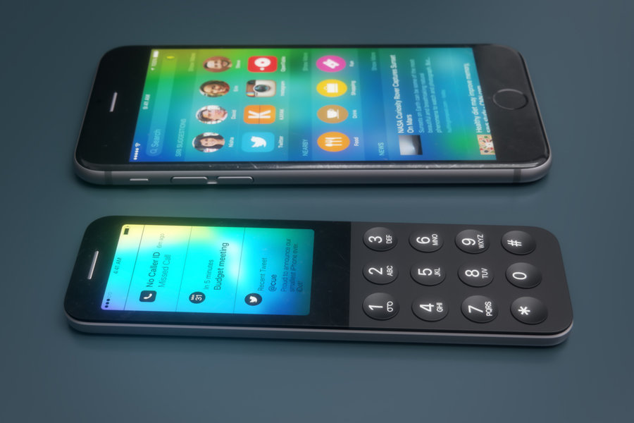 iDot telefon mobil Apple