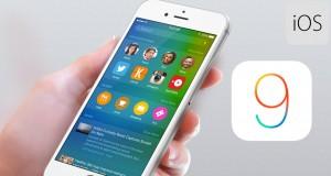 iOS 9 proces performante slabe