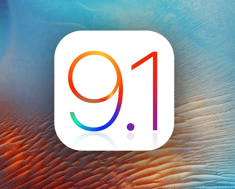 iOS 9.1 instalare Apple