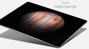 iPad Pro lansata Romania