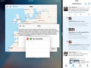 iPad Pro ferestre OS X