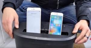 iPhone 6S vs distrugator documente