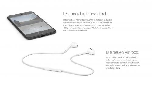 iPhone 7 fara port audio 2