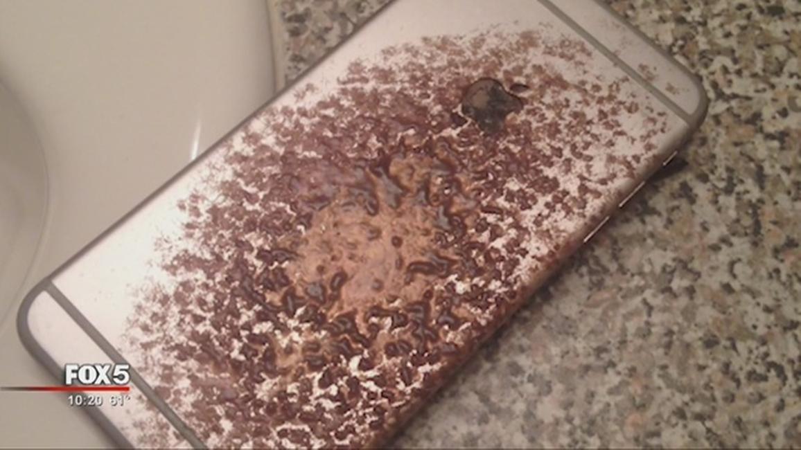 iPhone ars incarcat