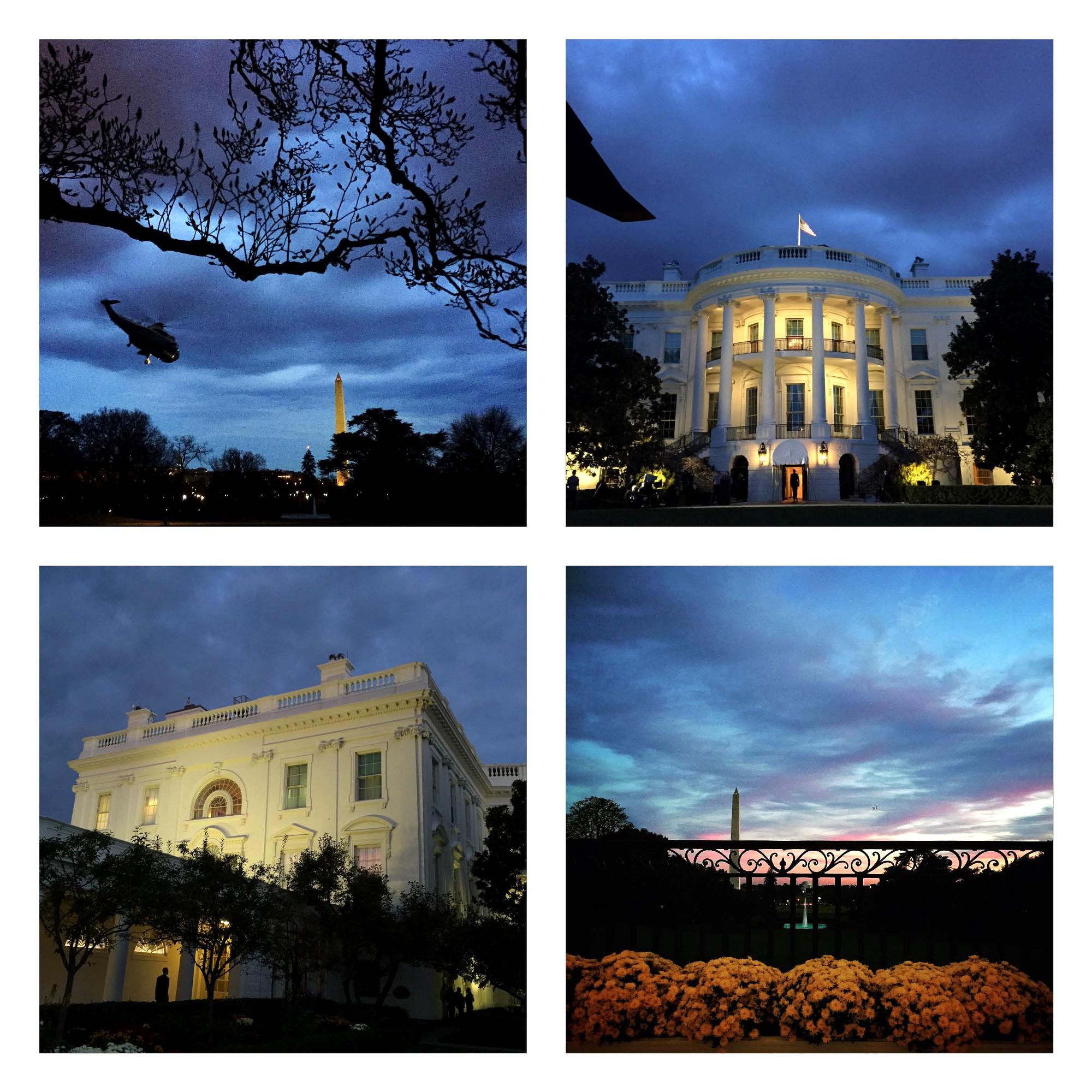 iPhone fotograf oficial casa alba 1