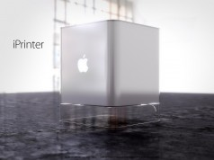 iPrinter imprimanta 3D Apple 3