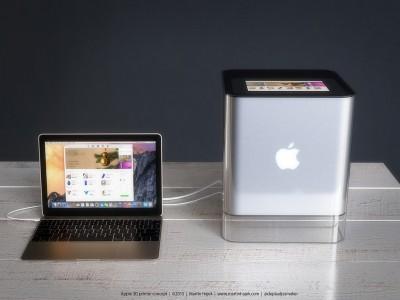 iPrinter imprimanta 3D Apple 5