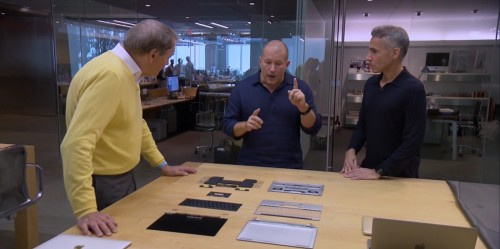 laborator secret Jony Ive Apple