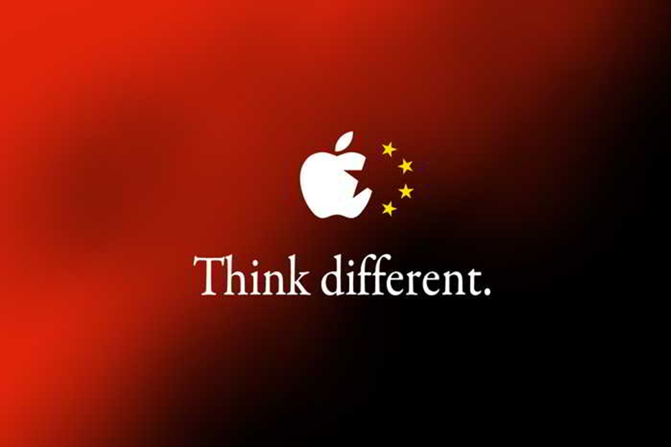 Apple lider smartphone China