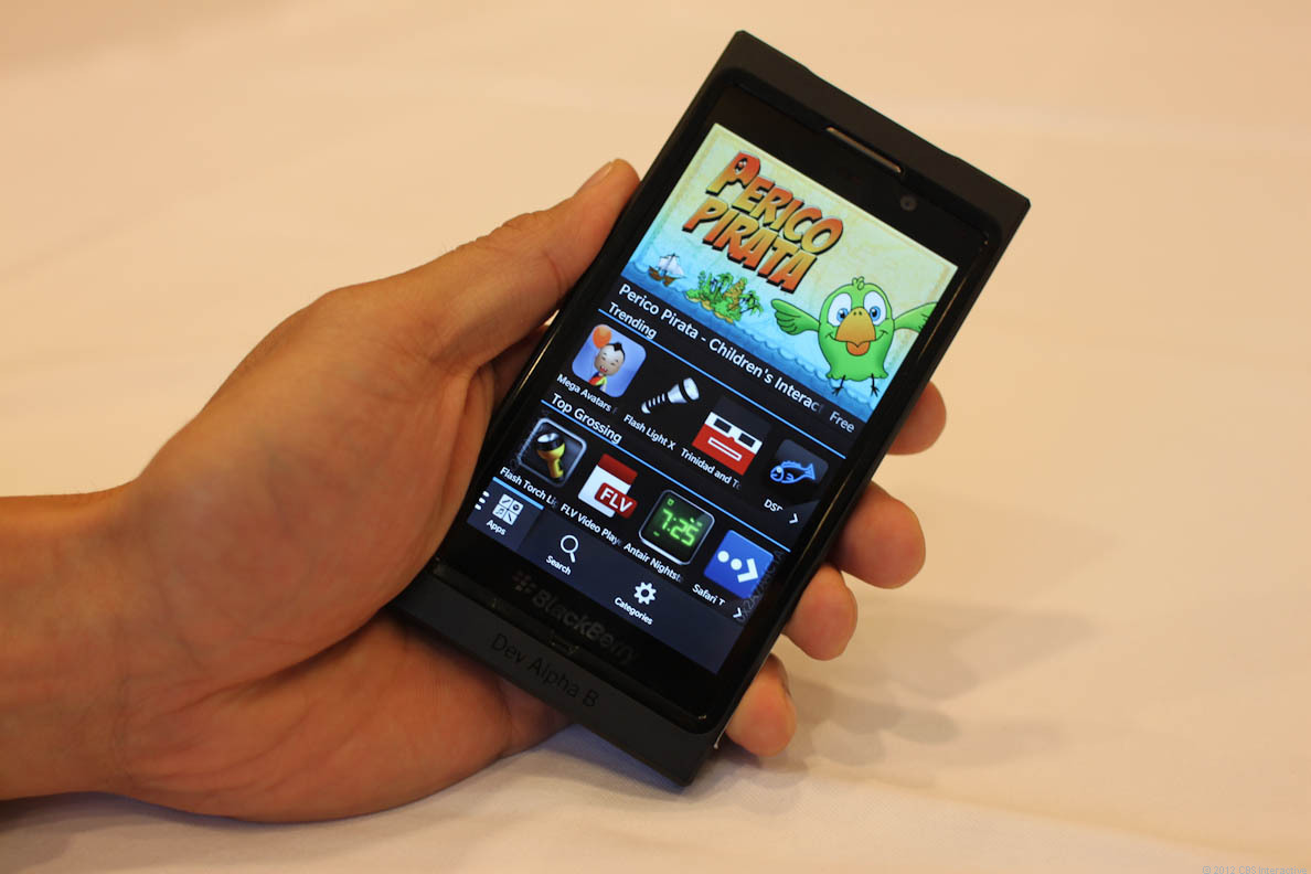 Blackberry renunta Blackberry 10