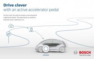 Bosch pedala masina inteligenta 2