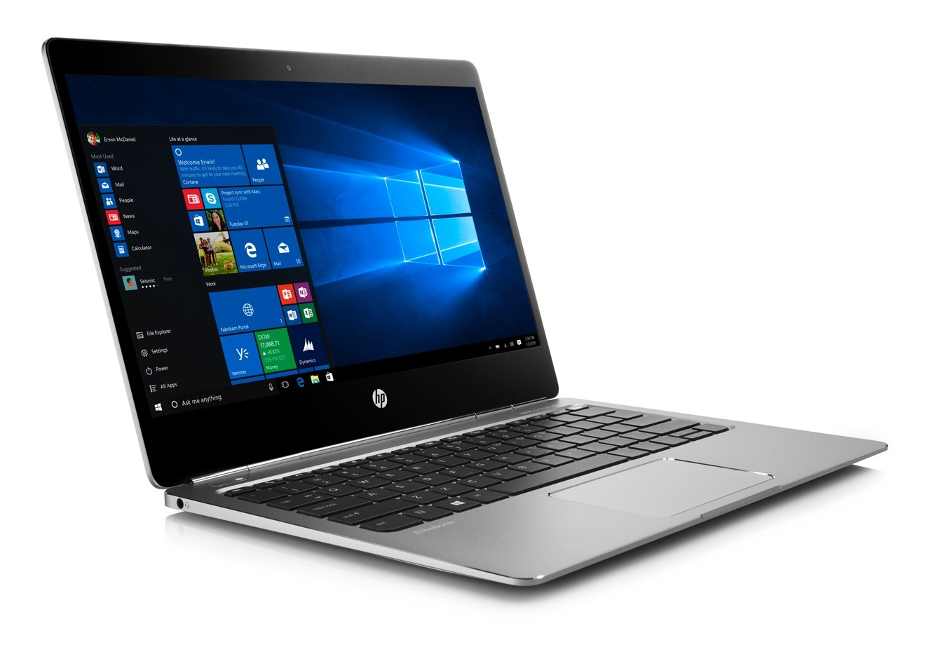HP EliteBook Folio 2016