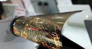LG 30R ecran OLED curbat