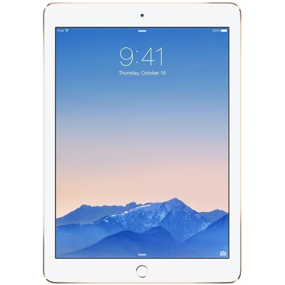 Mac OS iPad Air 2