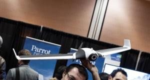Parrot disco drona avion
