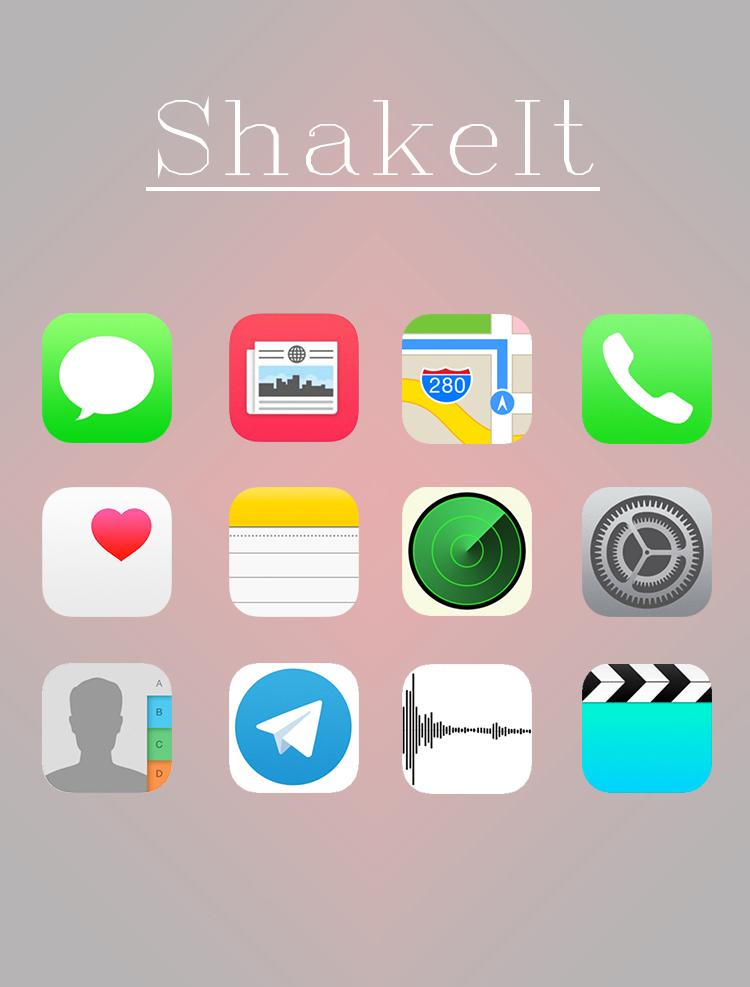 ShakeIt