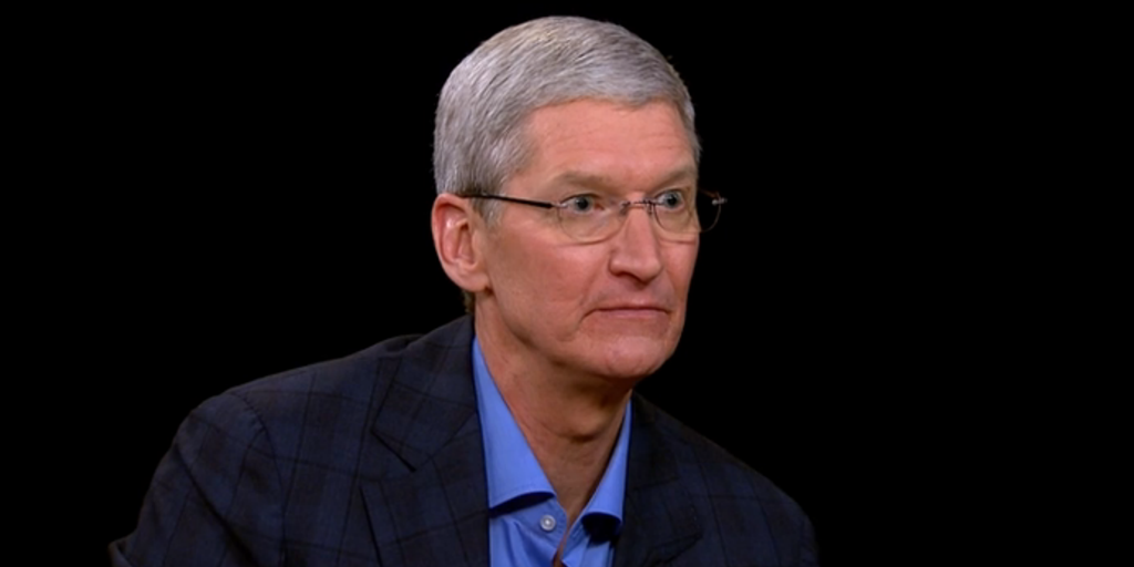 Tim Cook teroristi