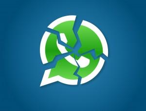 WhatsApp Messenger nu merge an nou