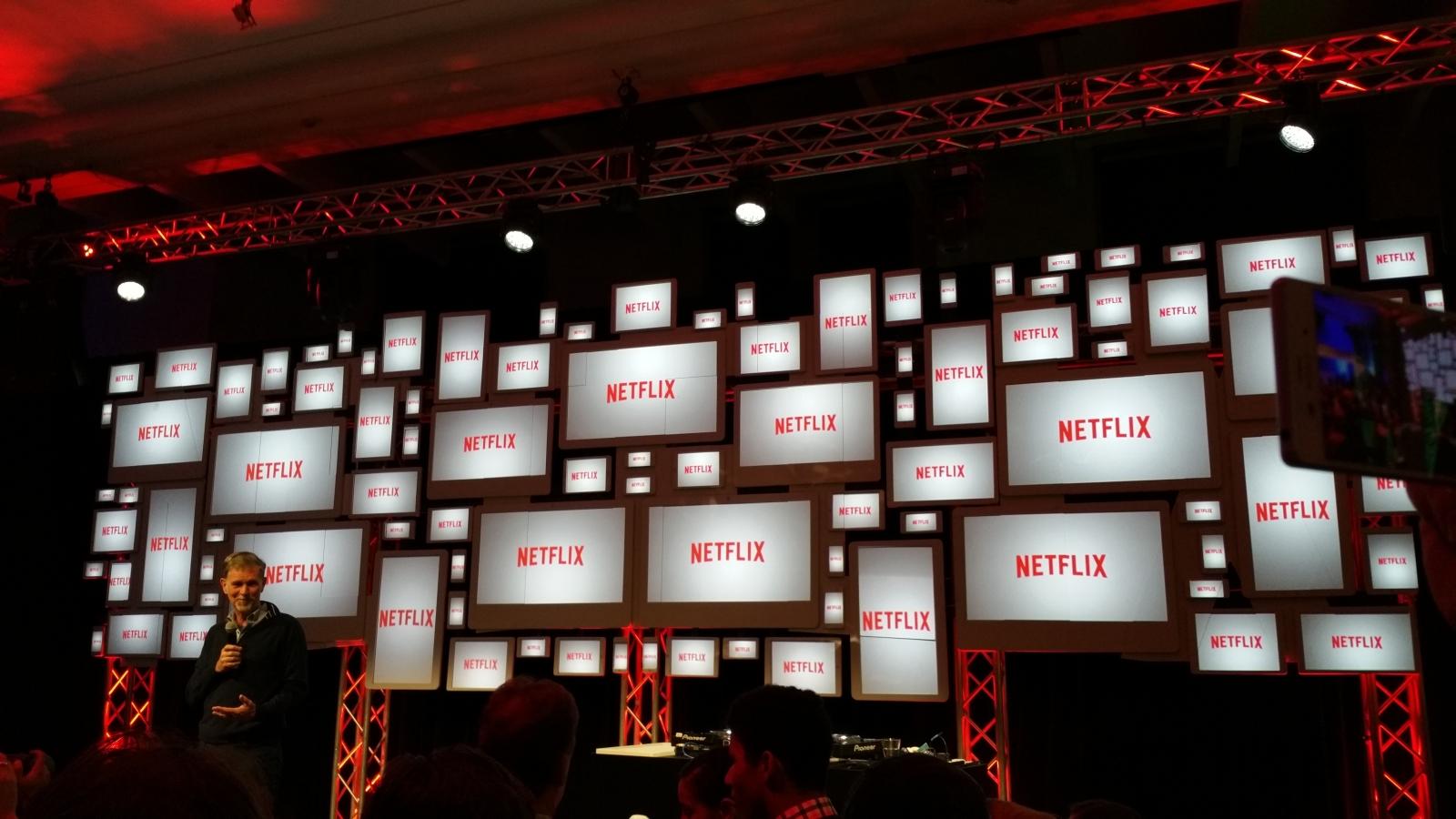 abonament Netflix Romania