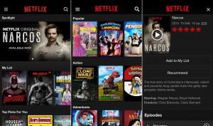 aplicatie Netflix Romania