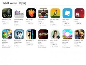 ce jocuri recomanda angajatii apple