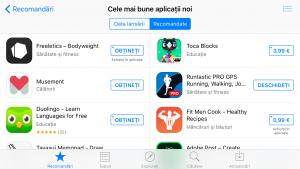 cele mai bune aplicatii noi iphone ipad