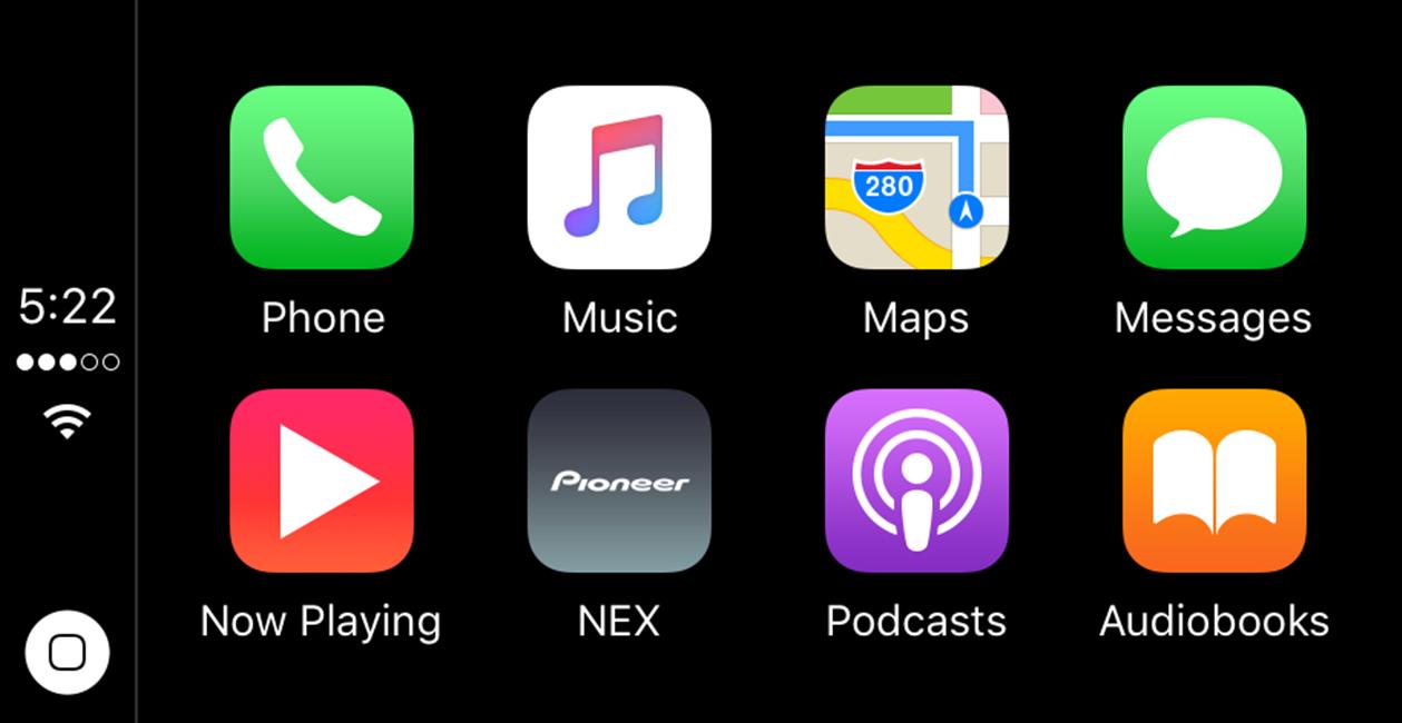 iOS 9.3 CarPlay