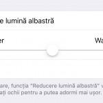 iOS 9.3 Night Shift