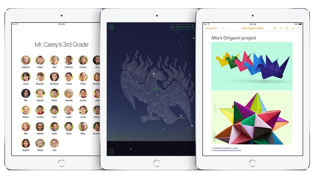 iOS 9.3 utilizatori multipli