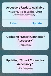 iPad Pro iOS 9.3 actualizare accesorii