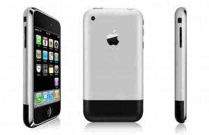iPhone 2G 9 ani