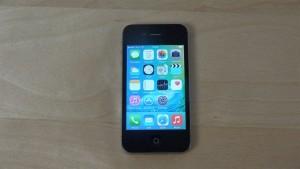 iPhone 4S rapid iOS 9.2.1