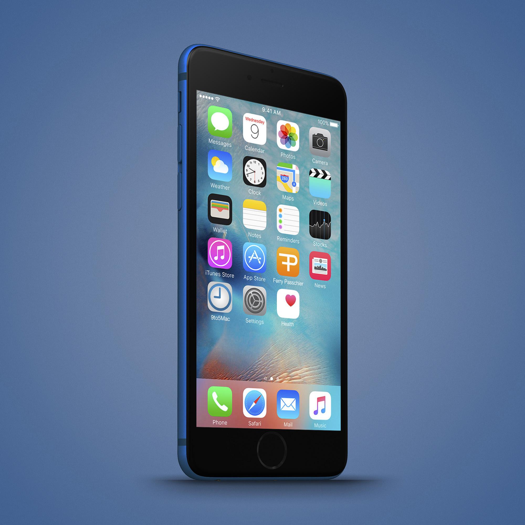 iPhone 6C concept imagini 1