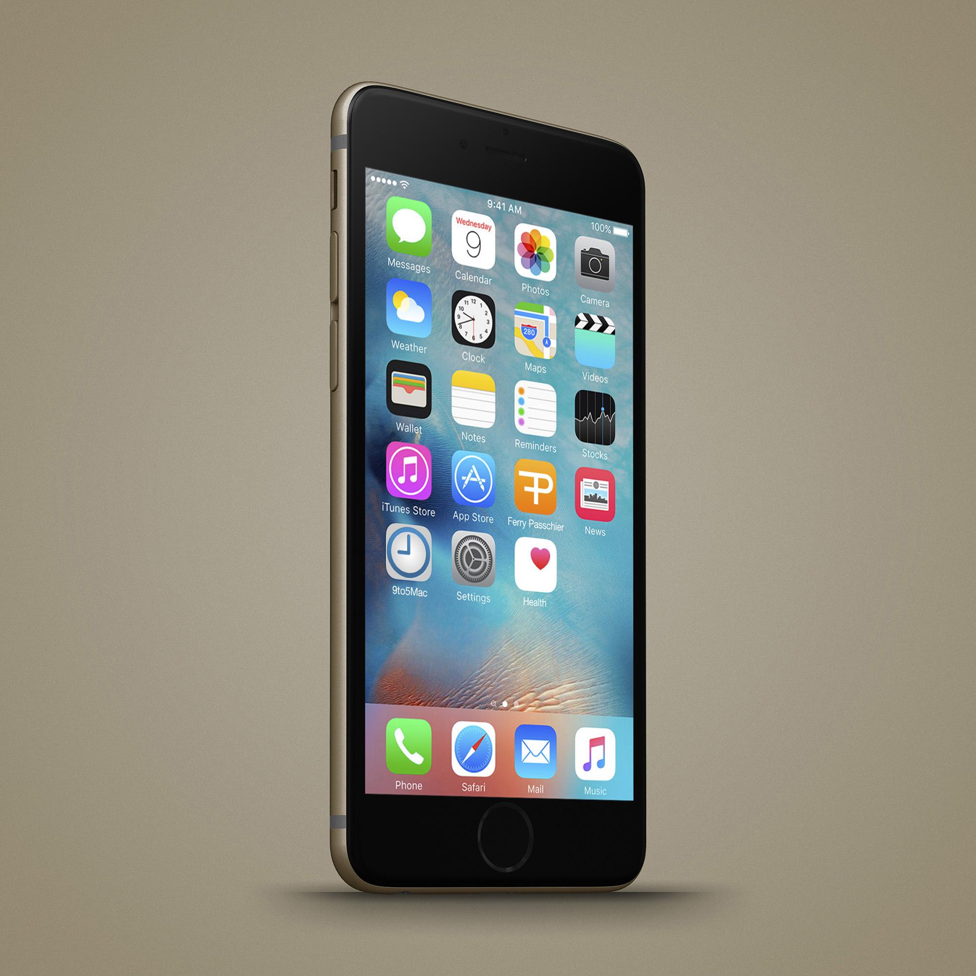 iPhone 6C concept imagini 3