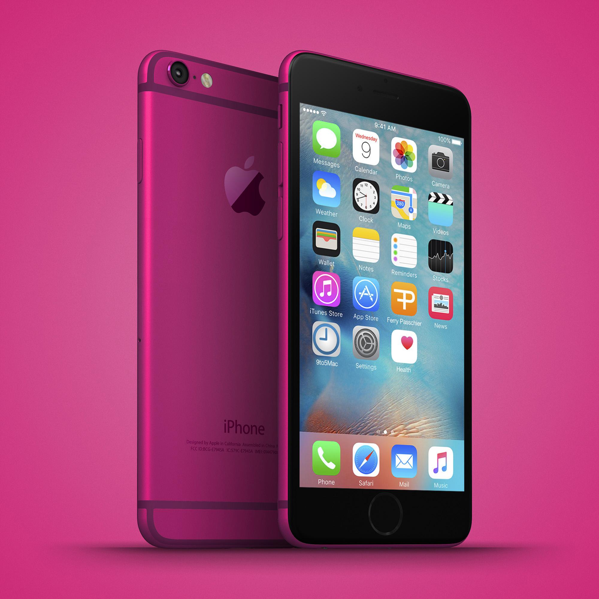 iPhone 6C concept imagini 5