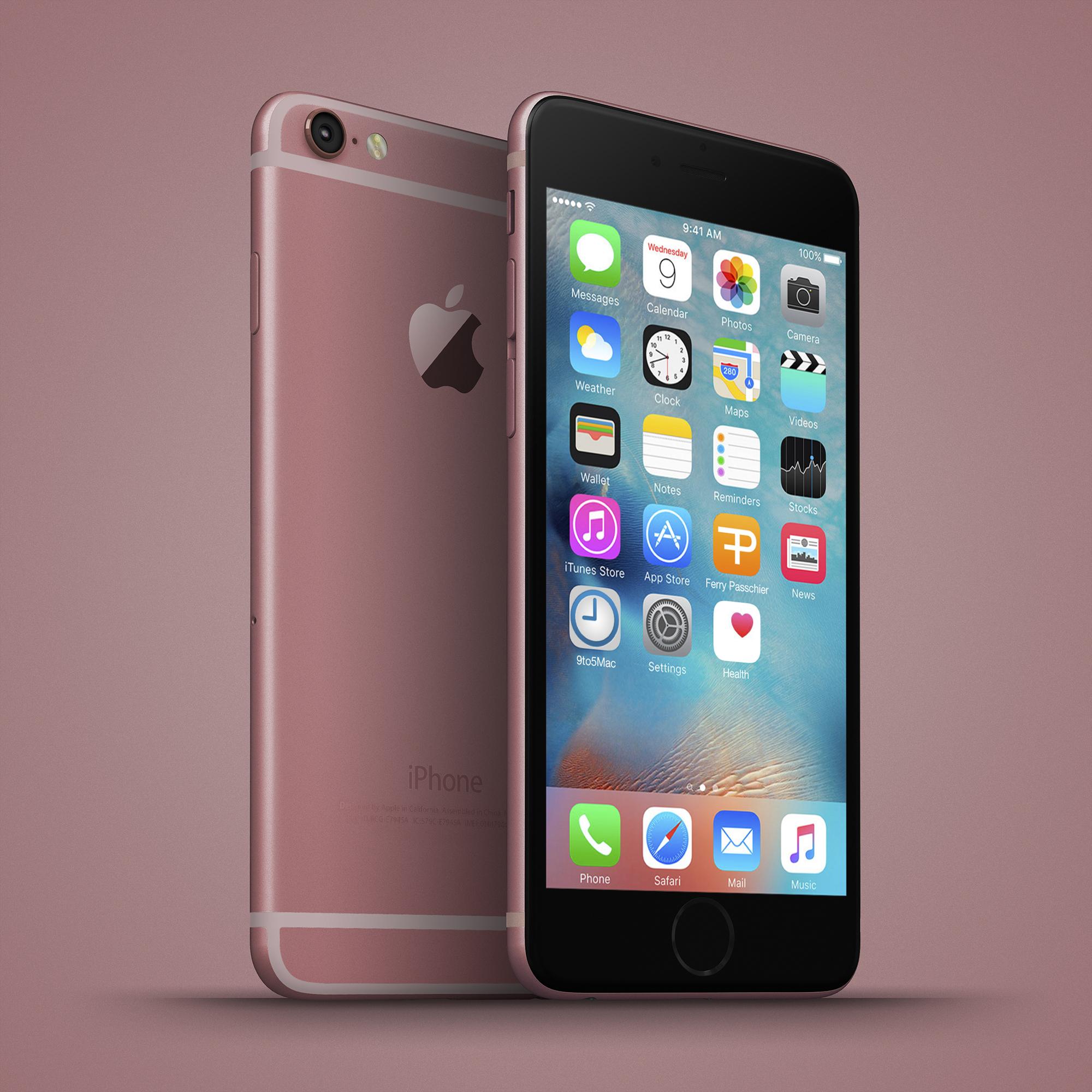 iPhone 6C concept imagini 6