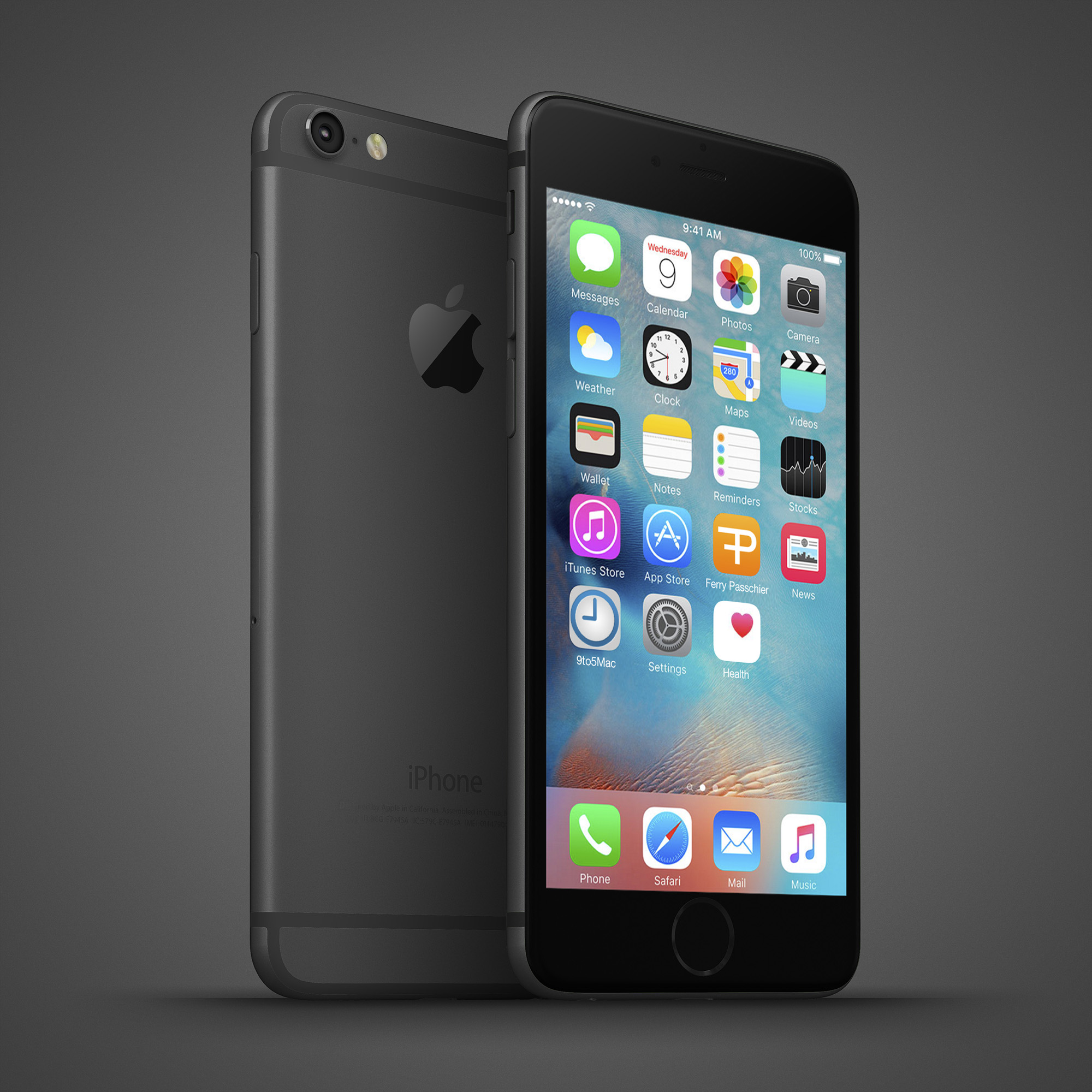 iPhone 6C concept imagini 7
