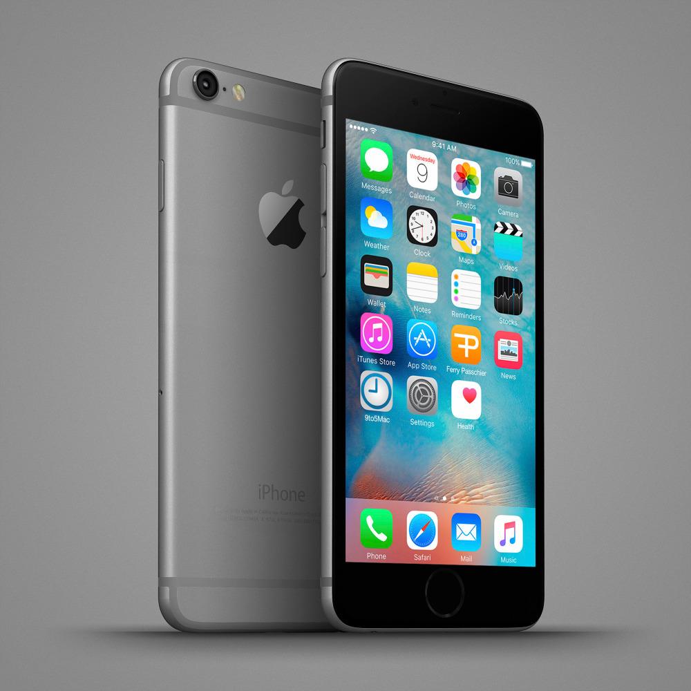 iPhone 6C concept imagini 8